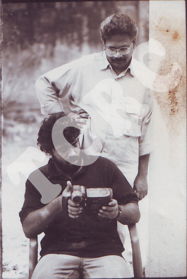 """Thalapathi"" - Mani Ratnam with Santosh Sivan"