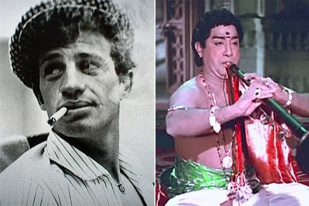 "Jean Paul Belmondo in ""Breathless"" 