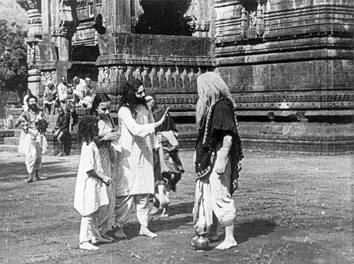 "A still from ""Raja Harishchandra"" (1913). Photo Courtesy: Cineplot.com"